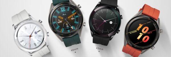 Salget af Huawei Watch GT stiger markant globalt og i Danmark